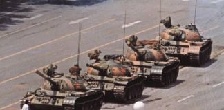 Jeff Widener, Tank Man