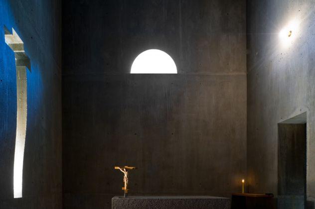 Álvaro Siza, Cappella di Santo Ovidio, Lousada, 1997-2001. Photo FG+SG Fernando Guerra