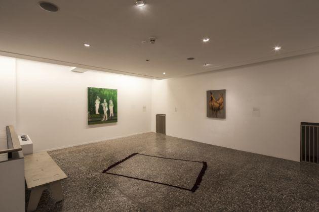 100ma Collettiva Giovani Artisti, exhibition view at Fondazione Bevilacqua La Masa, Venezia 2016, photo Giorgio Bombieri