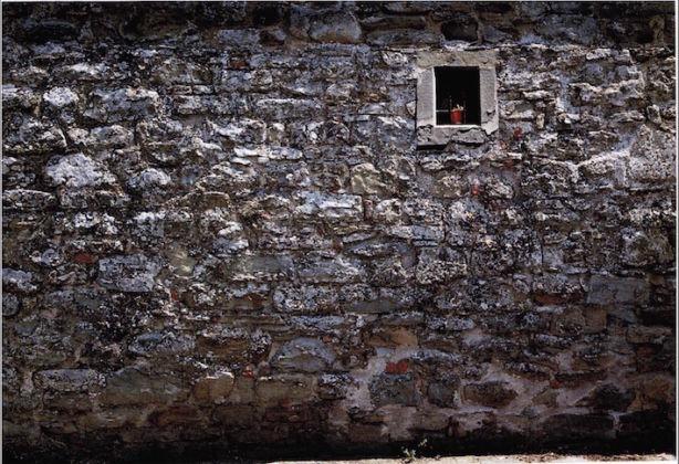 Abbas Kiarostami, THE WALL 043, 2010, fotografia, 85x112 cm