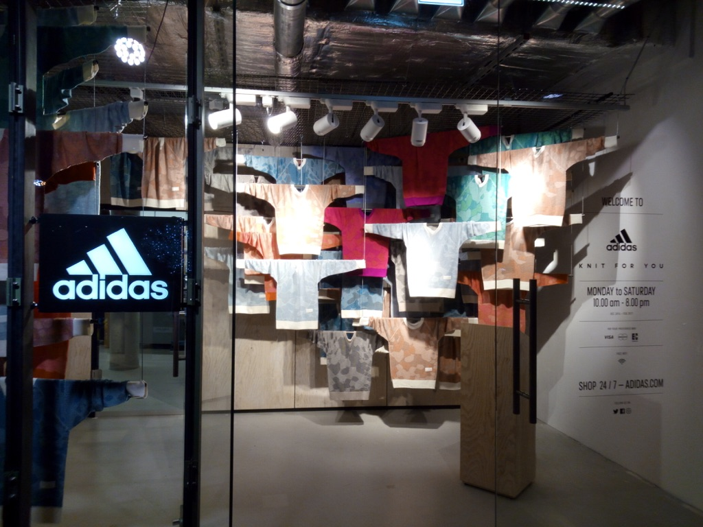 Adidas, Knit for You, Bikini, Berlino