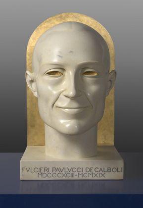 Adolfo Wildt, Fulcieri Paulucci de' Calboli, 1924, Forlì, Pinacoteca Civica