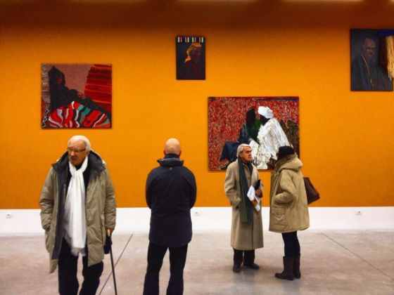 Aldo Mondino – Grand Tour Contemporaneo - exhibition view at Galleria Astuni, Bologna 2016