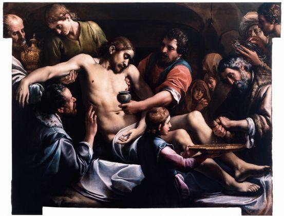 Alessandro Tiarini, Deposizione, 1614-15 ca., Reggio Emilia, collezione Credem