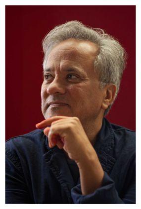 Anish Kapoor - photo Jillian Edelstein, 2012
