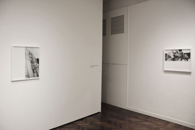 Armin Linke, Jeux Sans Frontières, exhibition view at mostra, COLLI independent art gallery, Roma 2016