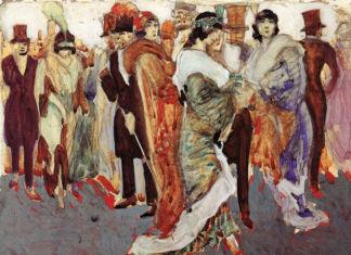 Antonio Rubino, La Necessità, 1910 ca. - collezione privata