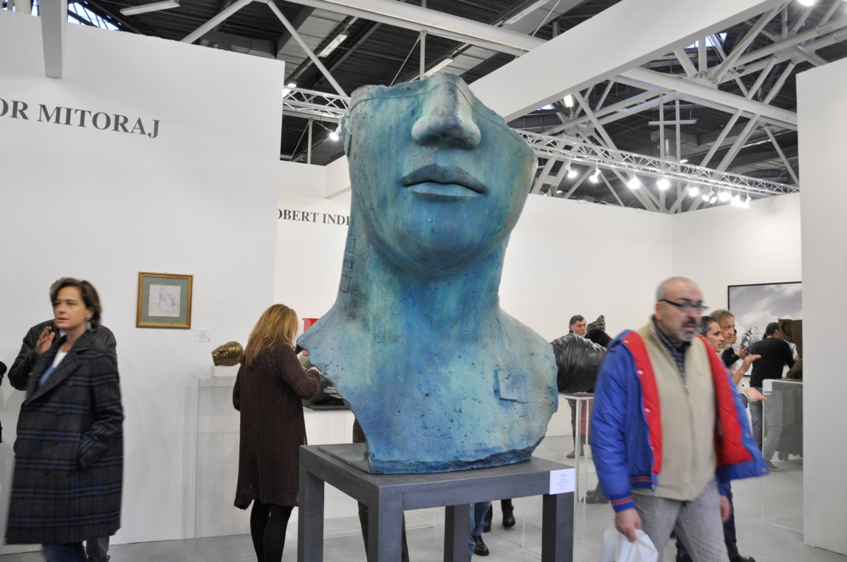 Arte Fiera, Bologna 2017. Photo Irene Fanizza
