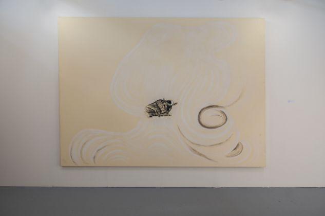 Arte Fiera 2017. Enzo Cucchi. Courtesy Galleria Emilio Mazzoli. Photocredit Irene Fanizza