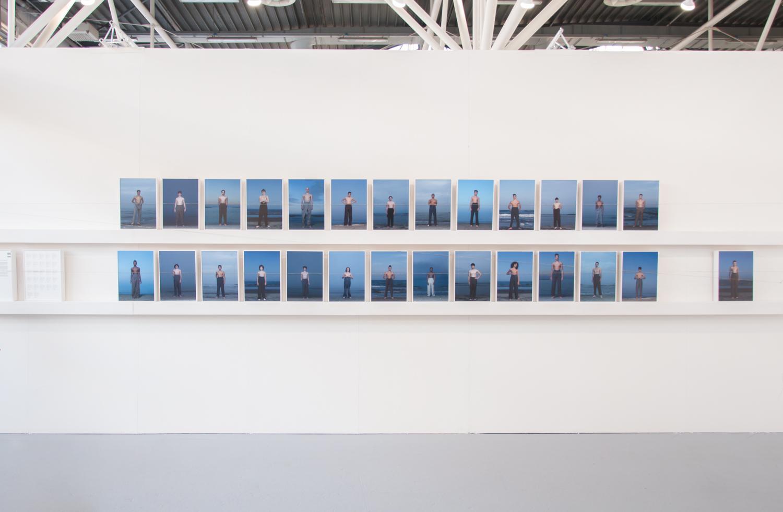 Arte Fiera 2017. Mustafa Sabbagh. Courtesy Galleria Marcolini. Photocredit Irene Fanizza