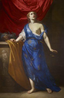 Artemisia Gentileschi, Cleopatra, 1639-40 ca.. Parigi, Galerie G. Sarti. © Galerie G. Sarti, Paris