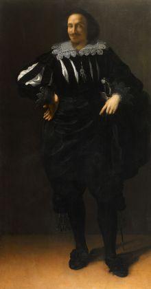 Artemisia Gentileschi, Ritratto di Antoine de Ville, 1627. Collezione privata. ©Art Photo Studio di Manusardi