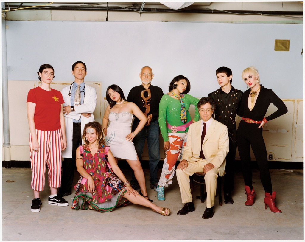 Artstar - foto di gruppo