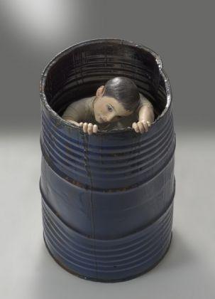 Bertozzi e Casoni, Il bambino guarito, 2002, collezione privata