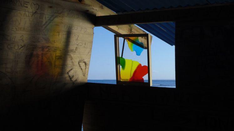 Biennale de La Biche, 2017, installation view, Zuza Ziolkowska-Hercberg