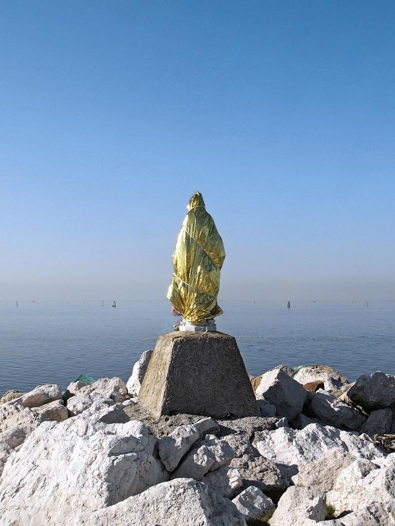 Biennale de la Biche 2017 - Ryts Monet, Goddess of Sun, 2014