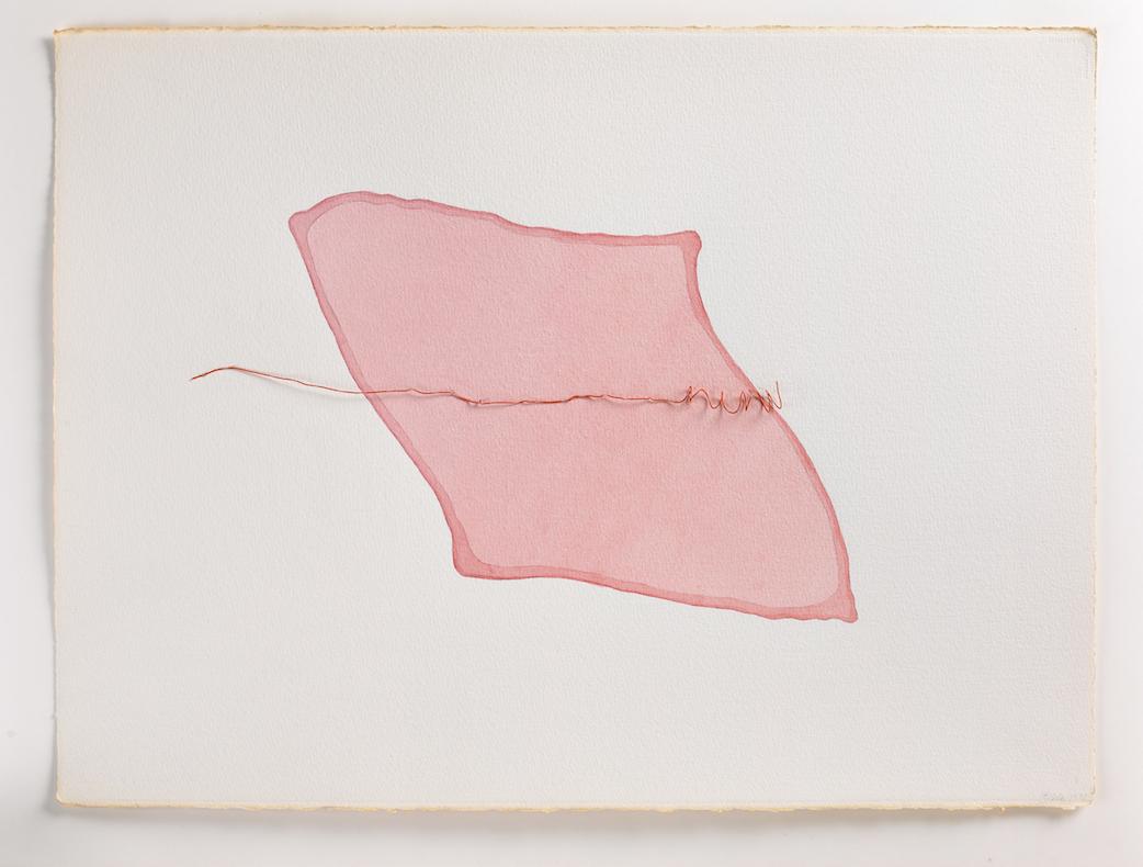 Bilge Friedlaender, Square Mutation. Denying Gravity #10, 1975 – Arter-Space for Art, Istanbul