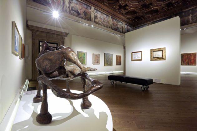 Bologna dopo Morandi - installation view at Palazzo Fava, Bologna 2016