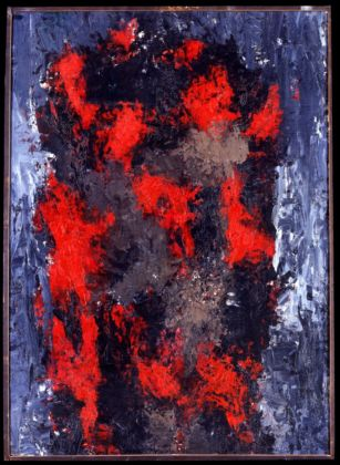 Bruno Pulga, Testa, 1959 - Bologna, MAMbo - Museo d'Arte Moderna - photo Paolo Righi, Meridiana Immagine