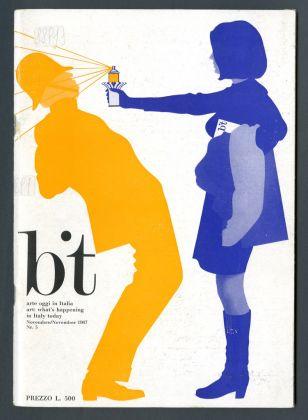 Bt n. 5, 1967. Mart, Archivio del '900, fondo librario ANS