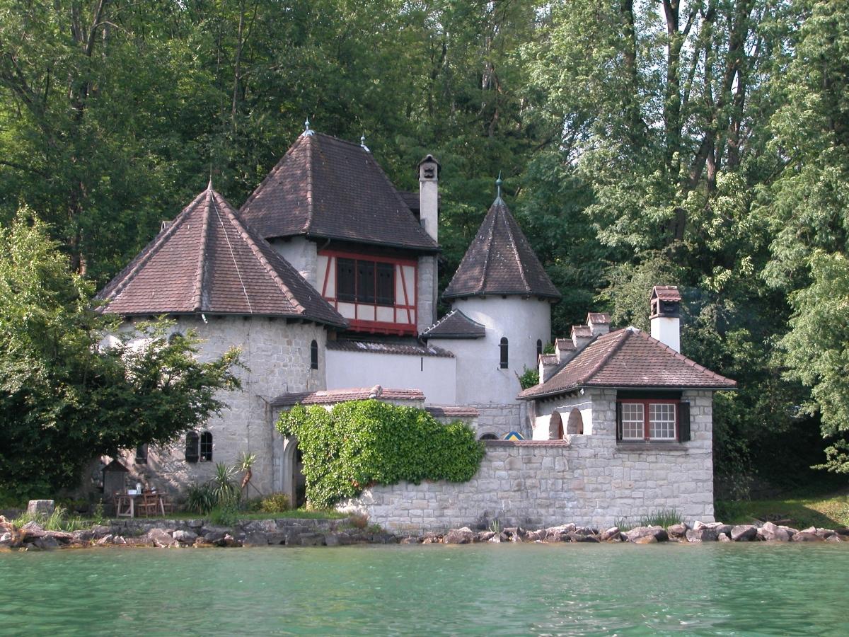Casa Jung a Bollingen
