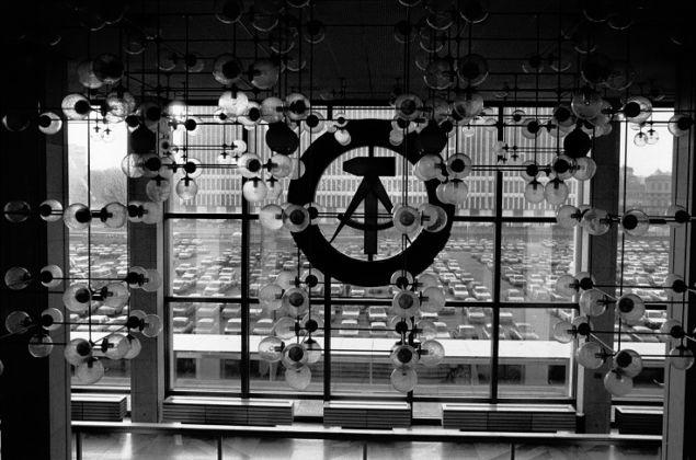 Chamber of Deputies. East Berlin,Germany, 1989 © René Burri / Magnum Photos