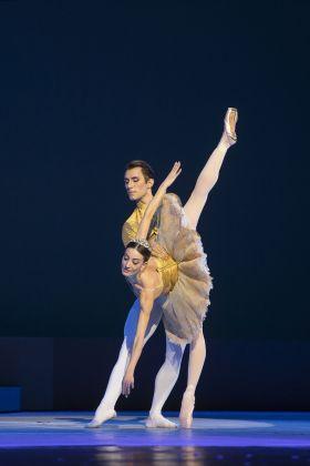Charles Jude, Lo Schiaccianoci, Teatro San Carlo, Napoli 2016, photo F. Squeglia