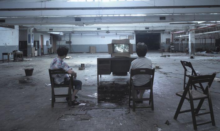 Chen Chieh-jen, Factory, 2003, still da video. Courtesy of the artist