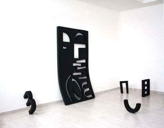 Chiara Principe, Matrici compositive n.1, 2016