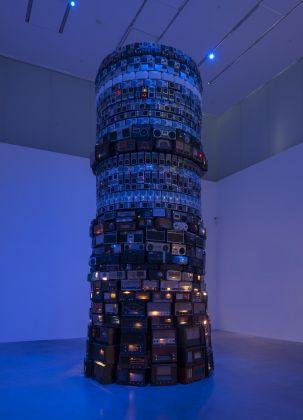 Cildo Meireles, Babel, 2001. Tate Modern, Londra