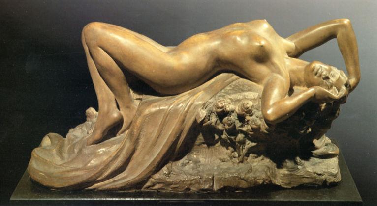 Costantino Barbella, Ebbrezza, 1912 - Chieti, Museo d'Arte Costantino Barbella