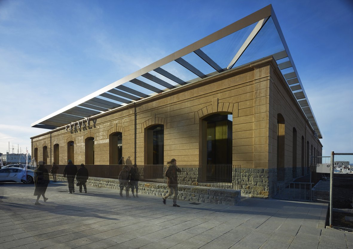 Eataly Sbarca A Trieste Progetto Archea Artribune