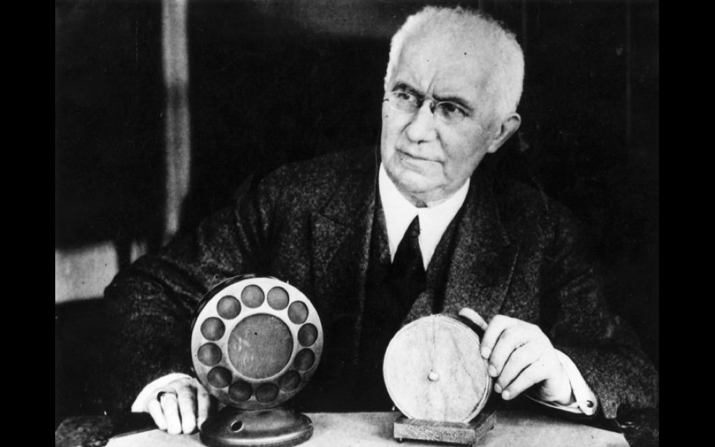 Emile Berliner, fondatore della Deutsche Grammophon