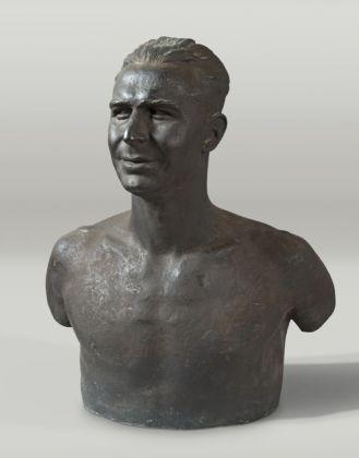 Ettore Lotti, Busto di Ivo Oliveti, 1936 ca., Forlì, Pinacoteca Civica