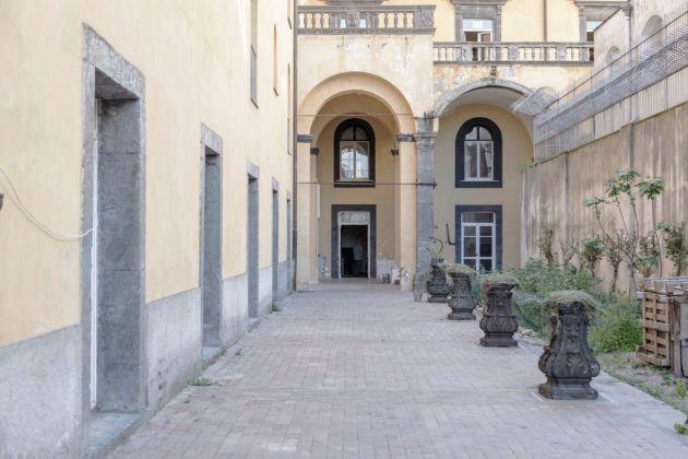Ex asilo Filangieri, 2015, Napoli. Courtesy comunità dell'asilo