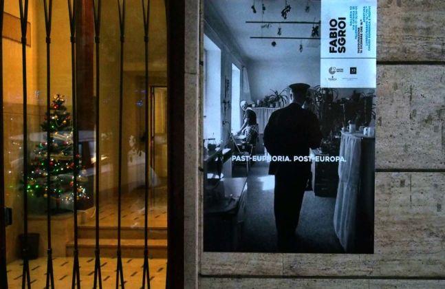 Fabio Sgroi - Fabio Sgroi - exhibition view at Galleria X3, Palermo 2016 - photo Fabio Sgroi