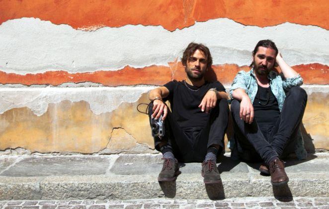 Fabrizio Cammarata e Antonio Di Martino. Photo Elly Contini