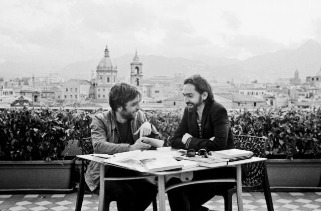 Fabrizio Cammarata e Antonio Di Martino. Photo José Florentino