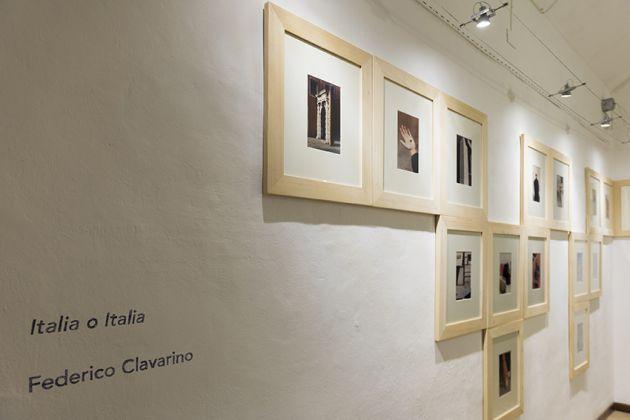 Federico Clavarino, Italia o Italia. Exhibition view at JEST, Torino 2017