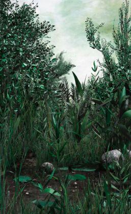 Filippo Armellin, Blank Interior 3, 2016, Acrylic Lambda on Dibond, 100x62 cm