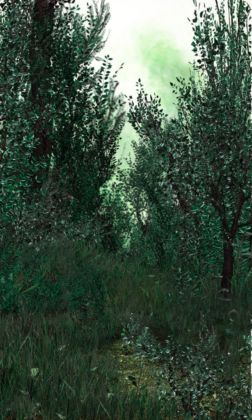 Filippo Armellin, Blank Interior 6, 2016, Acrylic Lambda on Dibond, 100x62 cm