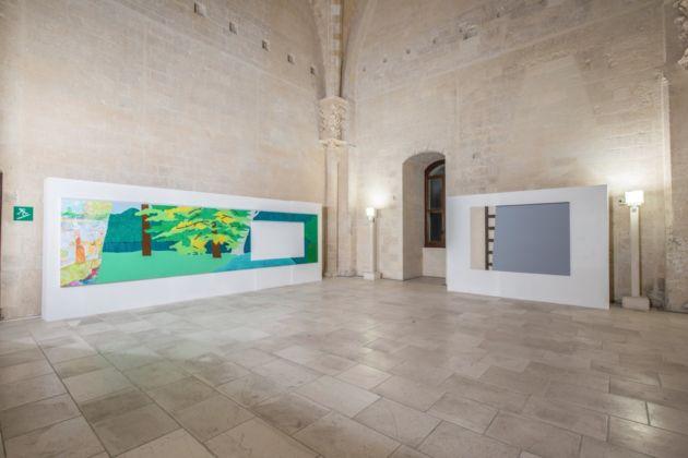 Flavio De Marco - Autobiografia - exhibition view at Castello Carlo V, Lecce 2016 - photo Pierpaolo Fari