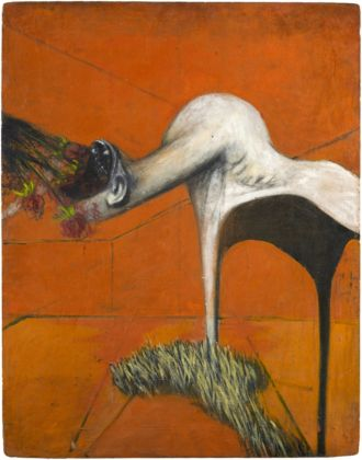 Francis Bacon, Fury, 1944 ca. - coll. privata - © The Estate of Francis Bacon - DACS-VEGAP, Bilbao, 2016 - photo Prudence Cuming Associates Ltd.