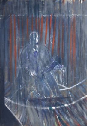 Francis Bacon, Study after Velazquez,1950 - coll. privata - © The Estate of Francis Bacon - DACS-VEGAP, Bilbao, 2016 - photo Prudence Cuming Associates Ltd.