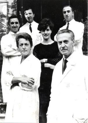 Franco Albini e Franca Helg © Fondazione Franco Albini