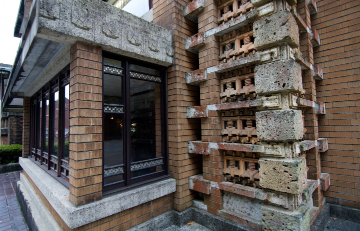 Frank Lloyd Wright, Imperial Hotel, Tokyo