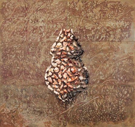 Giuseppe Penone, Equivalenze, Gagosian Gallery, Roma (foto Matteo D'Eletto M3 Studio)