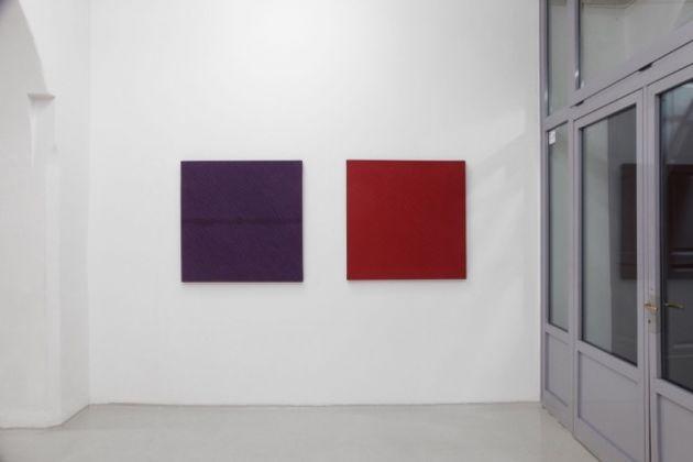 Gottardo Ortelli, Immersione totale. Galleria Antonio Battaglia, Milano 2017
