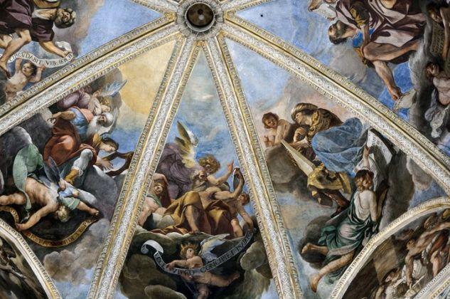 Guercino a Piacenza, il Duomo