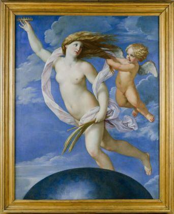 Guido Reni, La Fortuna con una corona, 1637 ca. - Roma, Accademia Nazionale di San Luca